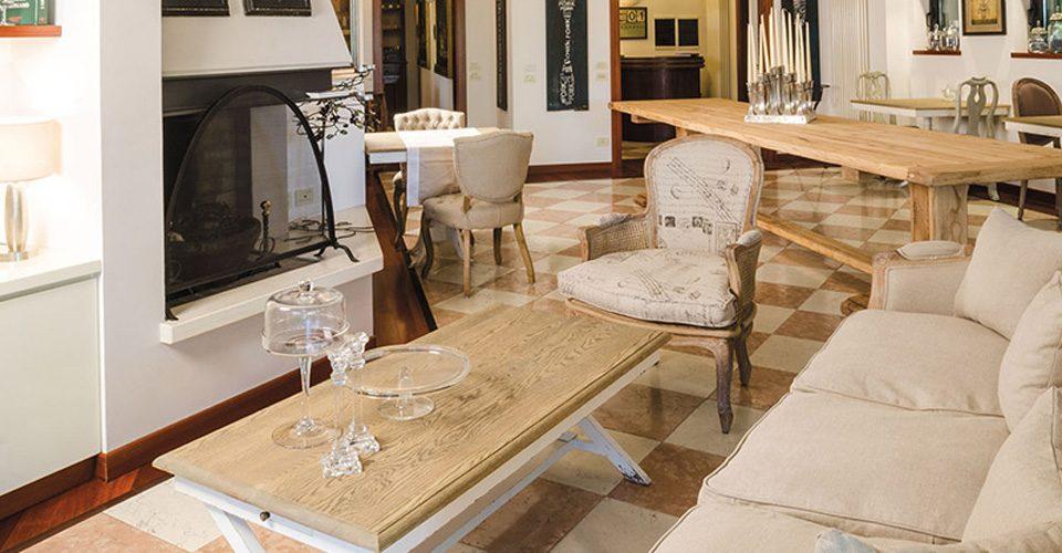 salotto bergamo like home