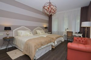 Camera da Letto- Camera di Lusso - B&B Bergamo - www.like-home.it
