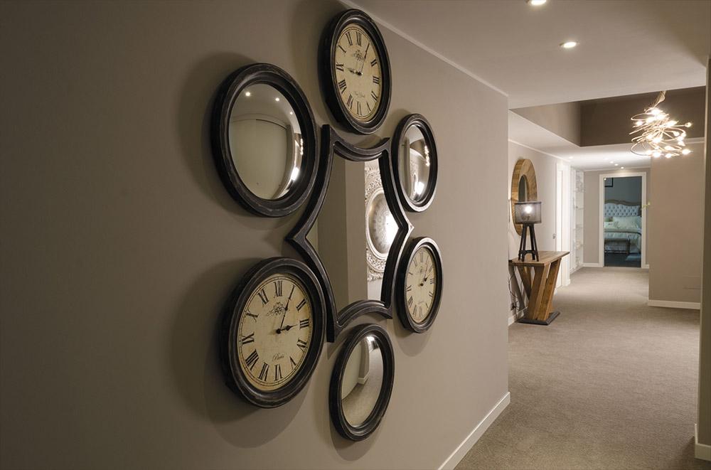 Specchio in corridoio - www.like-home.it