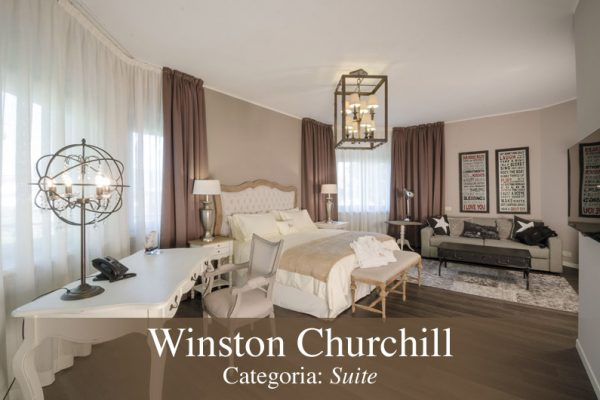 Camera Winston Churchill - www.like-home.it