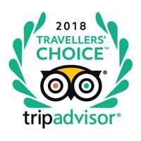 TripAdvisor Aeard 2018 Like Home